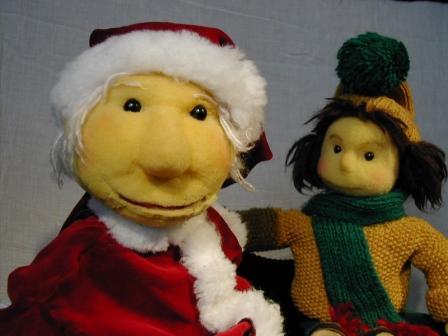 Emma und der Wiehnachtsmann